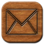 Email Woodburning Icon