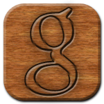 Google Woodburning Icon