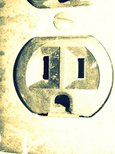 Power Outlet by [F]oxymoron on Flickr