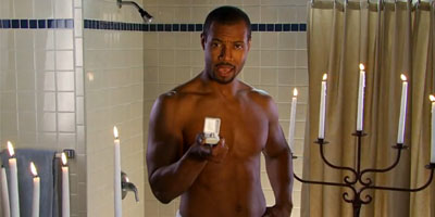 Old Spice Guy With Ring