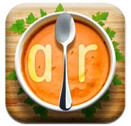 iPad AllRecipes App Icon