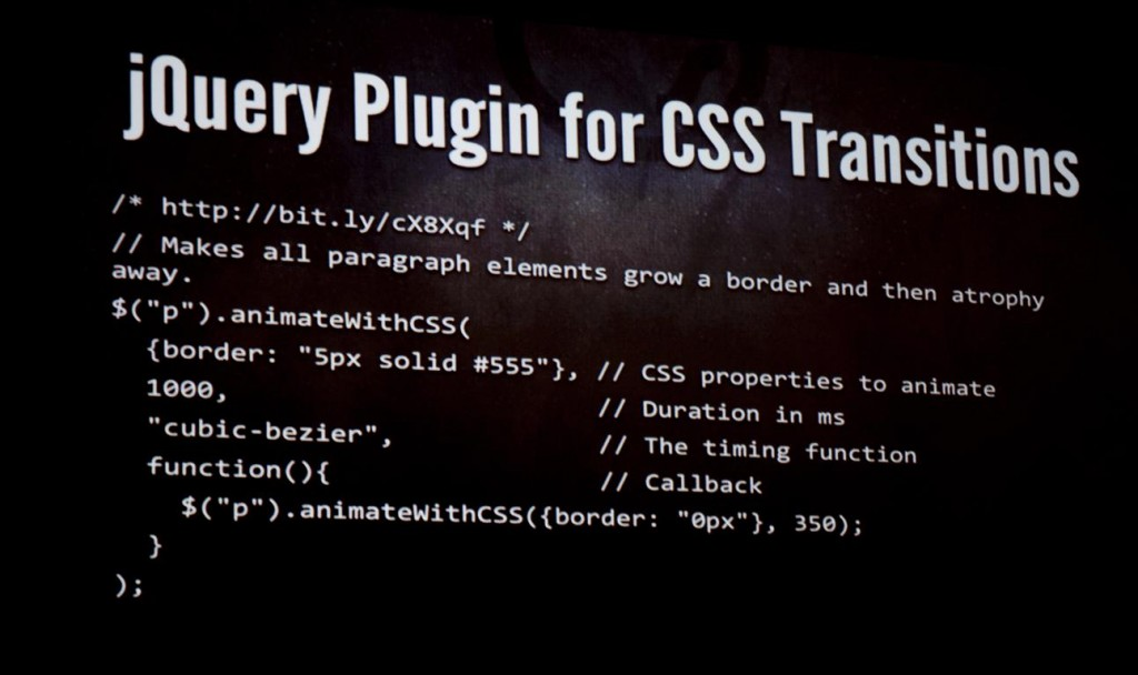 Using jQuery to Make CSS3 Backwards Compatible
