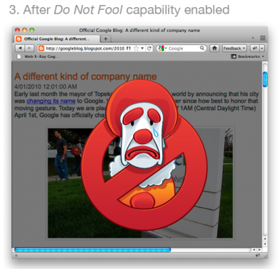 Firefox Do Not Fool Enabled