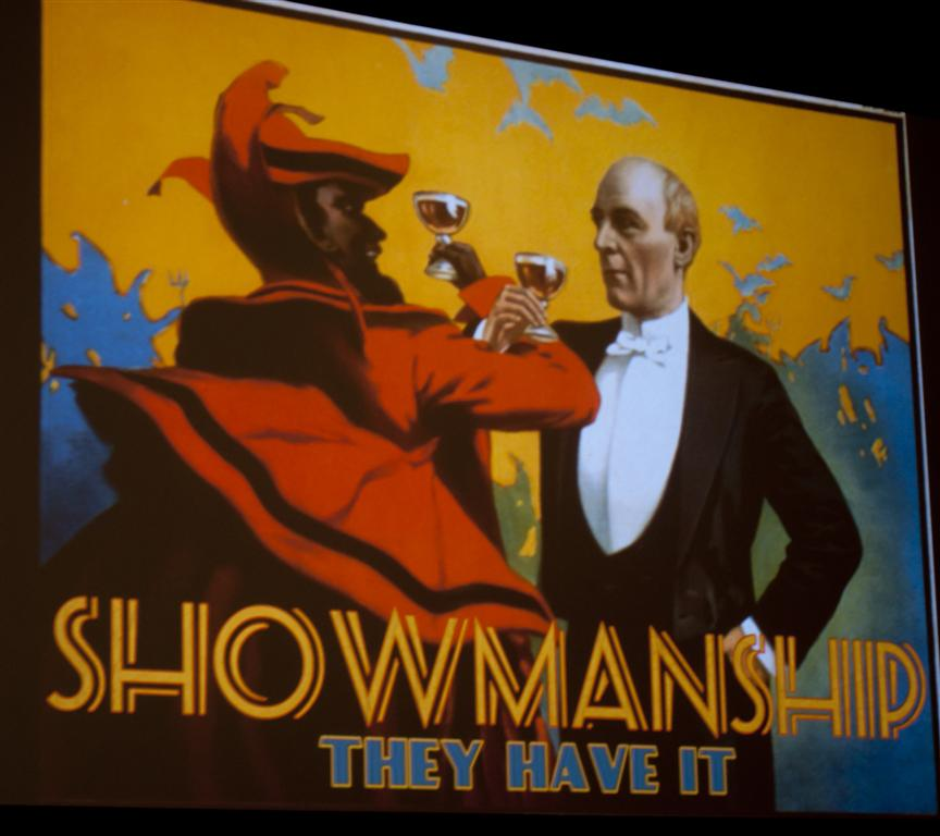 Showmanship: Magicians Have It