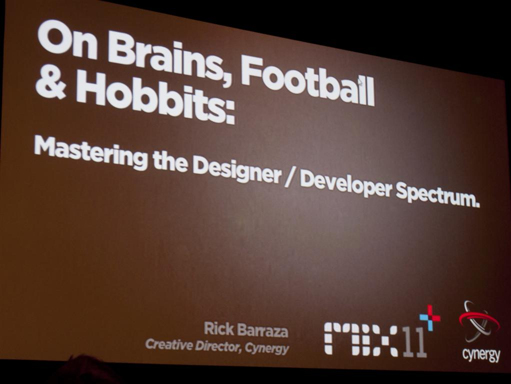 On Brains, Football, and Hobbits